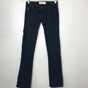 3/$20 Hollister Navy Bootcut Cargo Pants 26x33